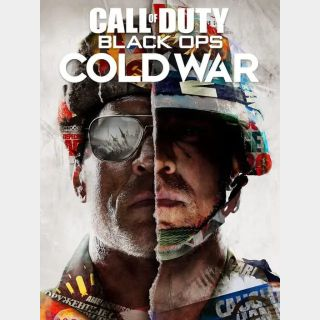 Call of Duty Black Ops: Cold War (Xbox One, Series X/S) - Xbox Live Key - EUROPE
