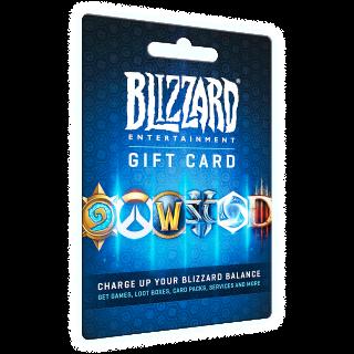 Blizzard - 30 BRL
