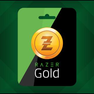 $5 Razer Gold - Global ~ 𝐈𝐍𝐒𝐓𝐀𝐍𝐓