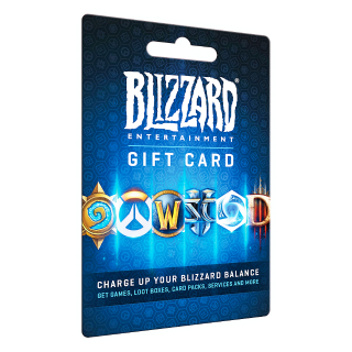 Blizzard Balance $10