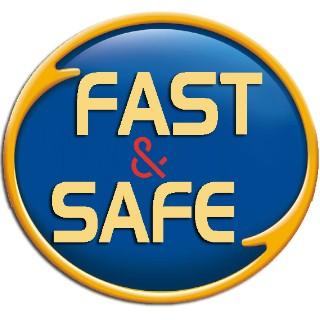 FAST & SAFE 📨