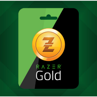 $5 Razer Gold - Global ~ 𝐈𝐍𝐒𝐓𝐀𝐍𝐓