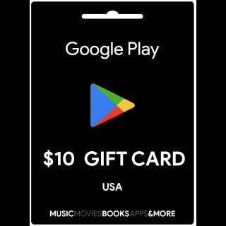 $10 Google Play ~ 𝐈𝐍𝐒𝐓𝐀𝐍𝐓