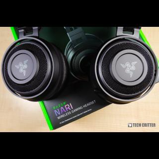 Wired/Wireless Gaming Headset - Razer Nari
