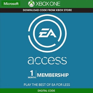 EA ACCESS 1 Month Xbox One Key GLOBAL
