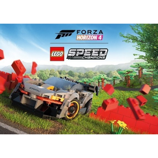 Forza Horizon 4 + LEGO Speed Champions - Xbox One - Key GLOBAL