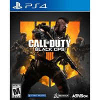 Call of Duty: Black Ops 4 - Standard Edition - North America