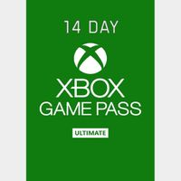 Xbox Live Game Pass Ultimate - 14 Days