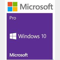 Microsoft Windows 10 Pro Microsoft PC Key GLOBAL
