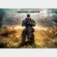 Gears of War 3: Xbox One - Global