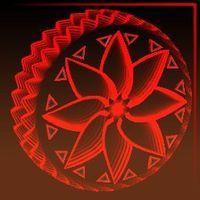 Mandala: Infinite   Crimson