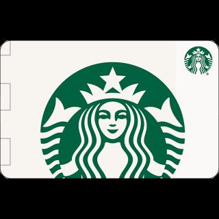 $10.00 Starbucks Gift Card +PDF file