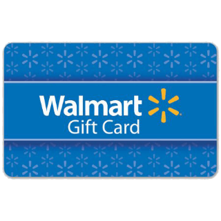 $25.00 Walmart Gift Card