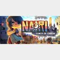 NAIRI: Tower of Shirin Steam Key (INSTANT DELIVERY)