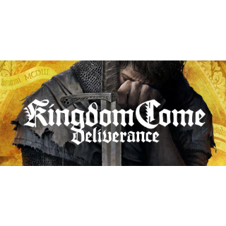 Kingdom Come Deliverance Steam Key (INSTANT DELIVERY)