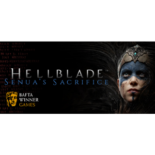 Hellblade: Senua's Sacrifice (INSTANT DELIVERY)