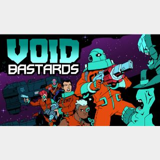Void Bastards (Very Positive Steam reviews)