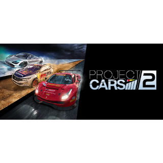Project CARS 2 Steam Key (INSTANT DELIVERY)