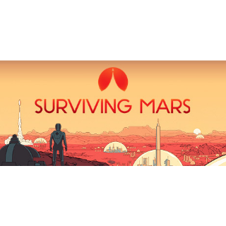 Surviving Mars Steam Key (INSTANT DELIVERY)