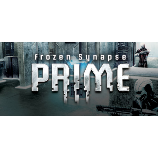 Frozen Synapse Prime Steam Key (INSTANT DELIVERY)