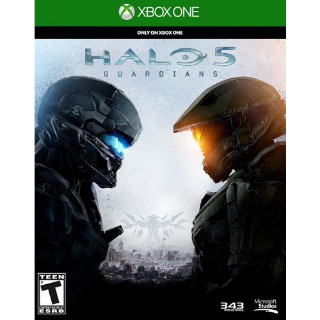 Halo 5 Guardians Xbox Code (INSTANT DELIVERY)