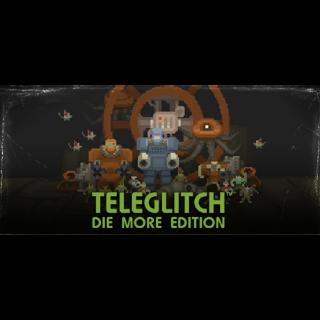Teleglitch Die More Edition Steam Key (INSTANT DELIVERY)