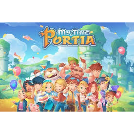 My Time At Portia Steam Key (INSTANT DELIVERY)