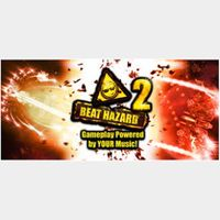Beat Hazard 2 (92% Positive Steam Ratings)