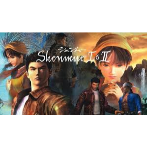 Shenmue I & II Steam Key (INSTANT DELIVERY)