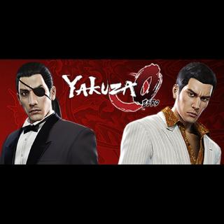 Yakuza 0 Steam Key (INSTANT DELIVERY)
