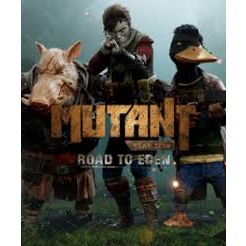 Mutant Year Zero Road to Eden - Steam Key (INSTANT DELIVERY)