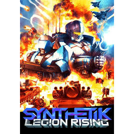 SYNTHETIK: Legion Rising Steam Key (INSTANT DELIVERY)
