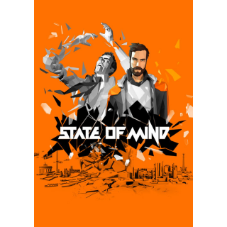 State of Mind Steam Key (INSTANT DELIVERY)