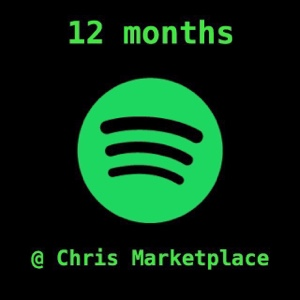 12 Months | Spotify Premium [AUTO DELIVERY]