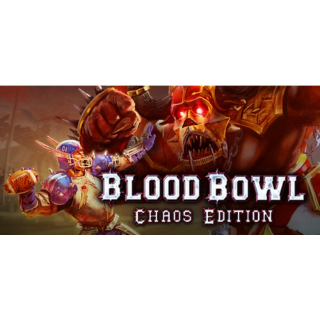 Blood Bowl: Chaos Edition Global Steam Key
