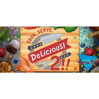 Cook, Serve, Delicious! 2!! Steam Key