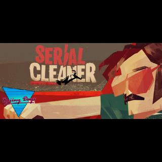 Serial Cleaner Steam Key