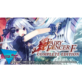 FAIRY FENCER F: COMPLETE EDITION Steam Key