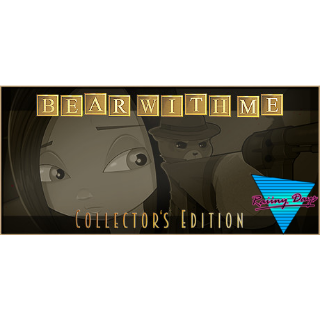 Bear With Me - Collector's Edition Steam Key