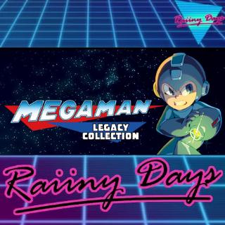 Mega Man Legacy Collection Steam Key