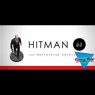 Hitman GO: Definitive Edition Steam Key