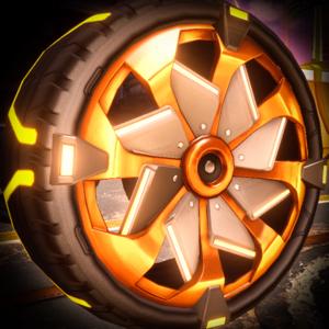 Sovereign A/T   Orange