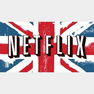 £30.00 Netflix UK