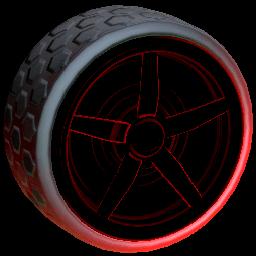Gripstride HX: Inverted   Crimson