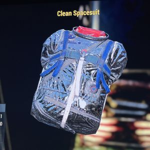 Apparel | Clean spacesuit and helm