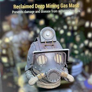 Apparel | Deep mining gas mask