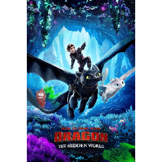 How to Train Your Dragon: The Hidden World 4k  MA