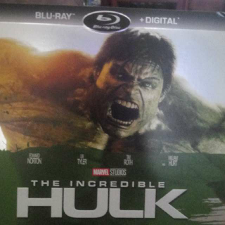 Incredable Hulk HDX