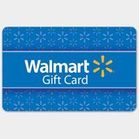 $50.00 Walmart (5x$10)