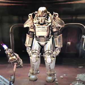 Apparel | t45 power armor  level 45